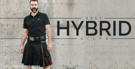 I have listed some of the best hybrid kilts for men that are available for sale.