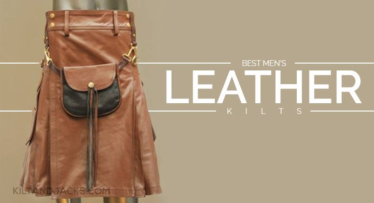 I have shared a list of some of the best Mens leather kilts for you.