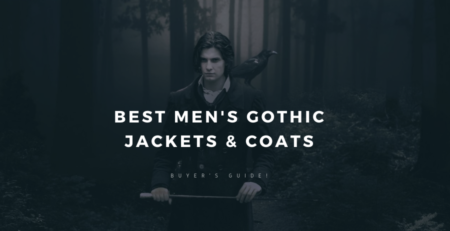 I have shared some of the best mens gothic jackets and coats with you in this article