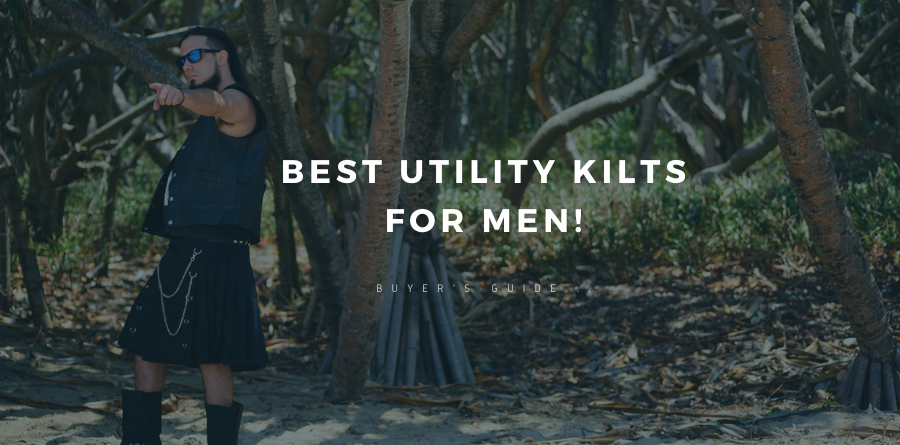 I have shared some of the best utility kilts for men with the latest designs of kilts.