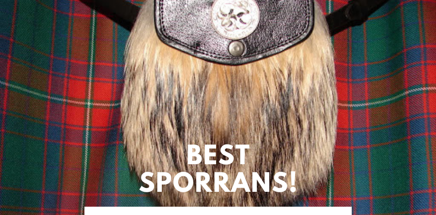 I have shared some of the best sporrans with you. You can checkout the list of top sporrans here.