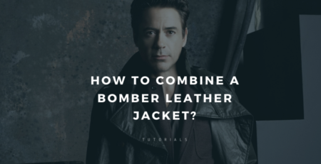 I have shared a detailed guide with you that will help you learn that how to combine a bomber leather jacket.
