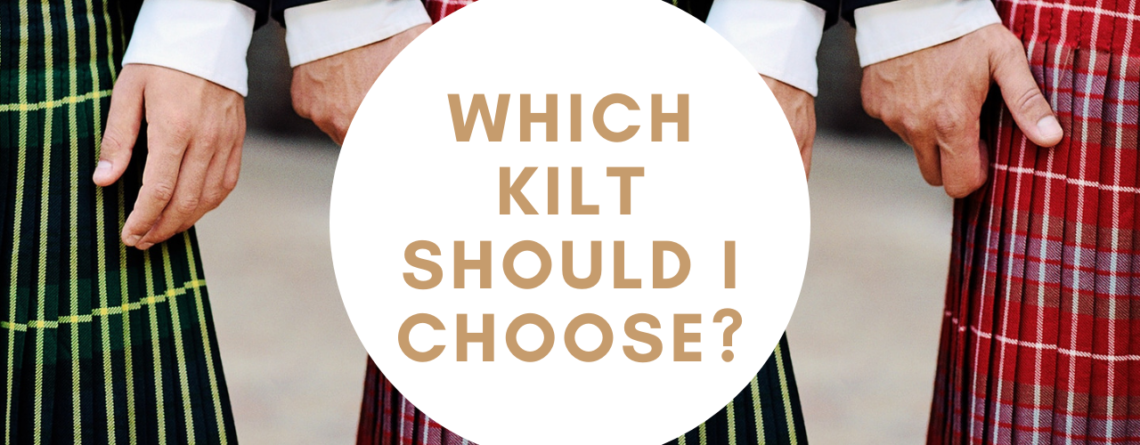 I have shared a guide where I will be sharing that which kilt should you choose?