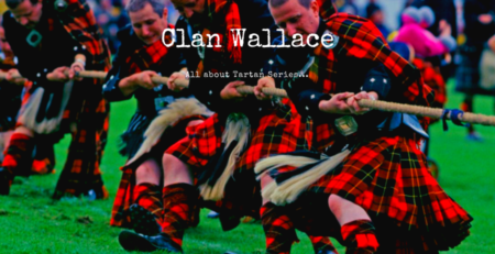 Clan Wallace is the greatest clan which you can read all about here.