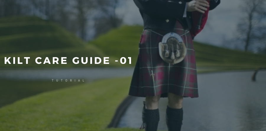 I have shared a detailed guide on how to clean kilt, how to press kilt, and how to press kilt. It is a complete kilt care guide.