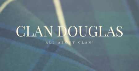 Its all about Clan Douglas, you can read about that here.