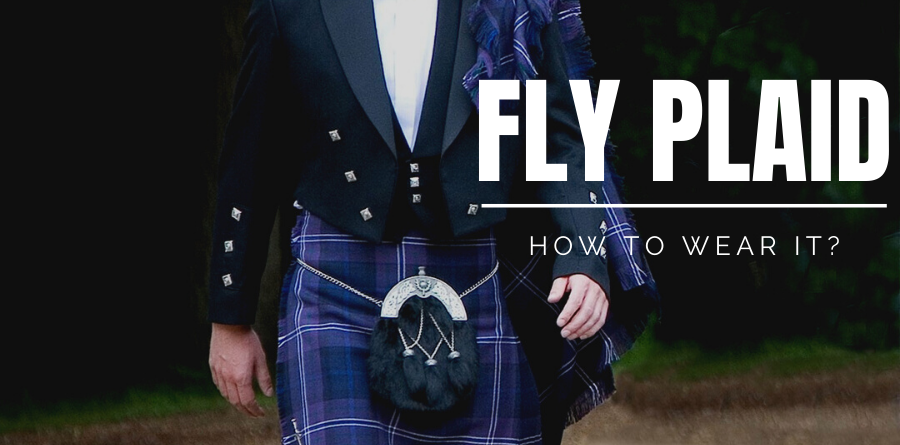 Learn how to wear a fly plaid here.