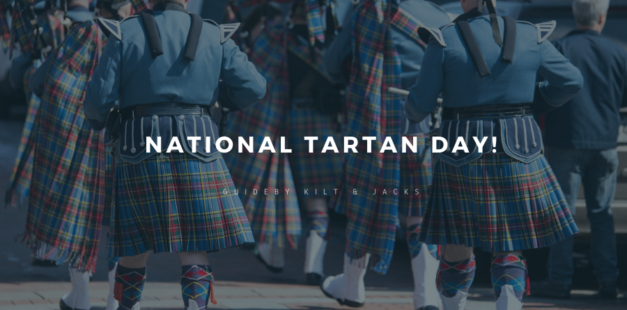 National Tartan Day Canada Guide here for you!
